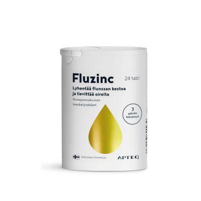 Apteq Fluzinc hunaja 24 tabl