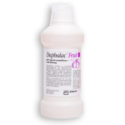 DUPHALAC FRUIT 667 mg/ml oraaliliuos 500 ml