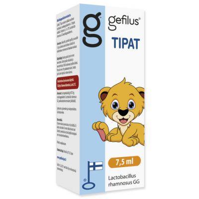 GEFILUS TIPAT X7,5 ML